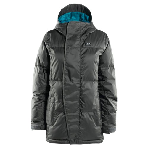 Damen Snowboard Jacke Foursquare Fixture Jacket Women