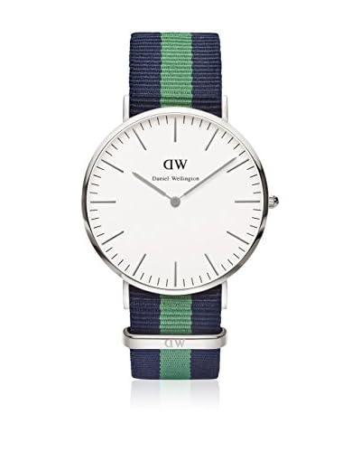 Daniel Wellington Reloj de cuarzo Man DW00100019 blanco/gris