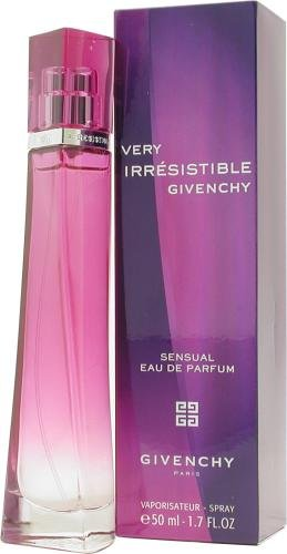 Givenchy Very Irresistible Sensual Eau de Parfum Spray 50ml