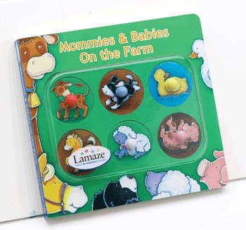 Picture of Fun LAMAZE BOOK Mommies & Babies on the Farm - 40% OFF (B000RA2GIW) (Pegged Puzzles)