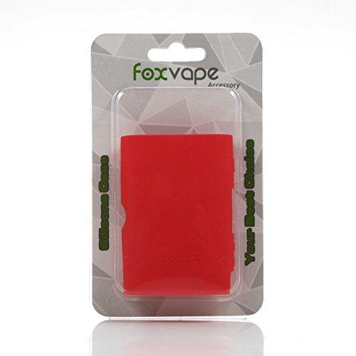 Foxvape Silikon Gel Schutzhülle Case Haut Fall Abdeckung Passend für Kanger Kangertech KBOX 200W,KBOX 120 W