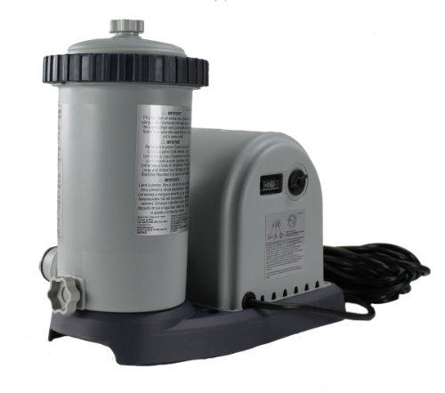 how do i hook up my intex pool pump