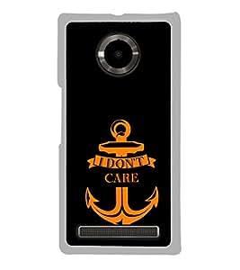 ifasho Designer Phone Back Case Cover YU Yuphoria :: YU Yuphoria YU5010 ( Bat Tattoo Art )