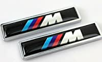 Bmw M Metal Mini Fender Emblems 1 Pair - 225 X 05 from LM