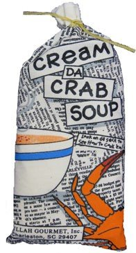 Gullah Gourmet Cream Da Crab Soup