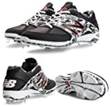 New Balance L4040PK2 4040v2 Men's Cleats (Black/White)