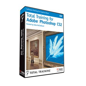 Total Training: Photoshop CS 2 (PC/Mac)