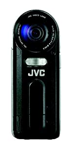 JVC Everio GZMC100 2MP 4 GB Microdrive Camcorder w/10x Optical Zoom