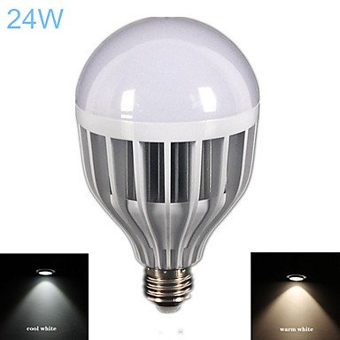 dngy 24w e27 48x5730smd 2250lm led lampen globe 220v. Black Bedroom Furniture Sets. Home Design Ideas