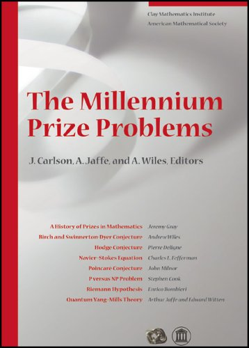 The Millennium Prize Problems