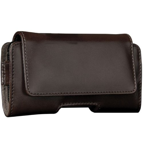 Special Sale Sena Magnetic Leather Holster for iPhone 5 - Brown - 826413