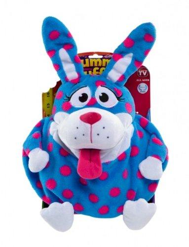 Tummy Stuffers Wild Ones! Polka Dot Bunny shapes at play