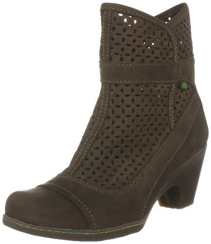 El Naturalista Women's Solar Desert Chocolate Heels N867 5 UK