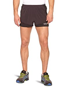 Gore Running Wear Men's Flash 2.0 Shorts - Black, XX-Large