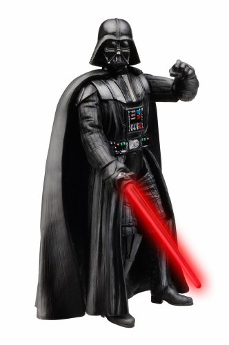 Star Wars 2012 Saga Movie Legends Action Figure Darth Vader Version 2