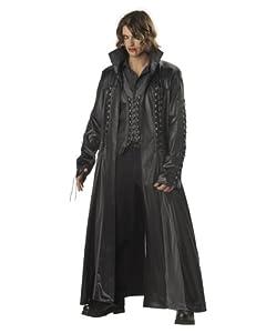 Men's XL Baron Von Bloodshed Fancy Dress Adult Halloween Costume Outfit