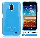 Galaxy S2 HD LTE TPUケース (GALAXY SII WiMAX ISW11SC 対応) Mercury Case【Sky(スカイ)】