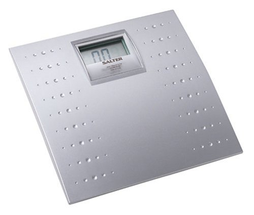 Cheap Salter 918 Electronic Bathroom Scale, Silver (B0000U5RSU)