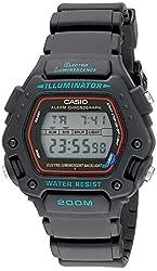 "Casio Men's DW290-1V ""Classic"" Sport Watch"
