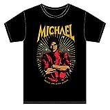 ※7月17日以降順次発送予定※ MICHAEL JACKSON OFFICIAL T-SHIRT マイケルジャクソン MJオフィシャル Tシャツ 半袖 限定生産