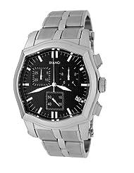 "Roberto Bianci Men's 9092_BLK ""Prestigio"" Chronograph Watch"