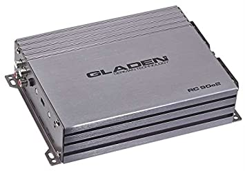 Gladen 90c2 analogl rC amplificateur 2 canaux 2 x 90 w rMS rC90c2