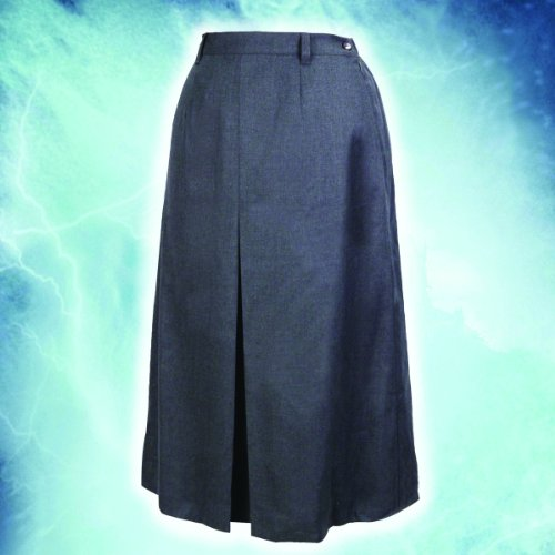 Harry Potter Grey School Skirt Costume Adult Size