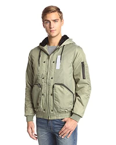 10.Deep Men's Type 3 Aviator Jacket