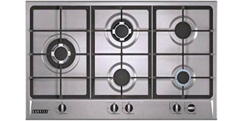 Swing-Stainless-Steel-Built-in-Hob-(5-Burner)