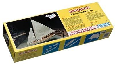 Chesapeake Bay Skipjack Wooden Model Kit
