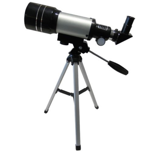 F30070 Refractive Astronomical Telescope (300/70Mm) Monocular Space Spotting Scopes W/Tripod