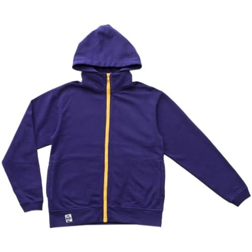 (チャムス)CHUMS フルジップ フード ジャケット Full Zip Hooded Jacket CH00-0535  パープル XXS
