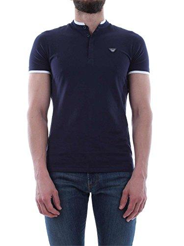 Armani Jeans C6M96 Polo Uomo Blu M