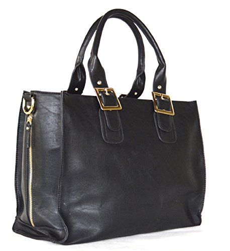 "Juno Blu ""Nepenthe"" Breast Pump Tote Bag, Black - 1"