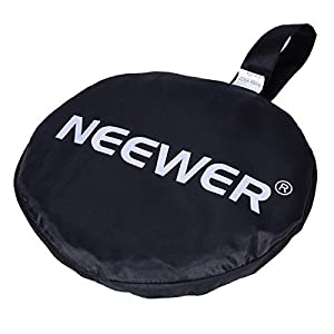 Neewer 5 in 1 Portable Multi 40x 60/100 x 150CM Camera Lighting Reflector/Diffuser Kit with Carrying Case for Photpgraphy