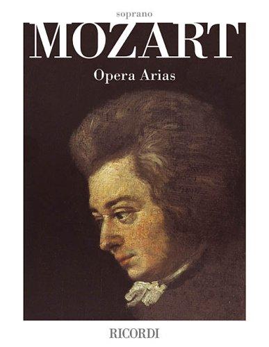 Mozart Opera Arias: Soprano