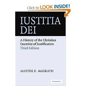 Iustitia Dei Mcgrath