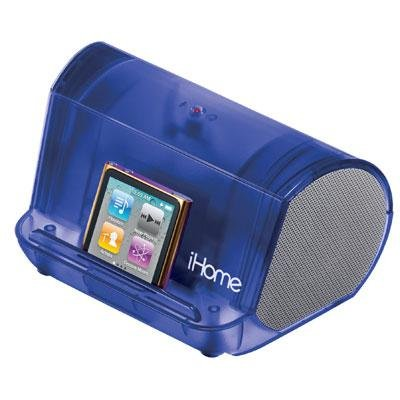 Portable Speaker Syst. Blue Tr