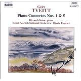 Geirr Tveitt: Klavierkonzerte Nr.1 & 5