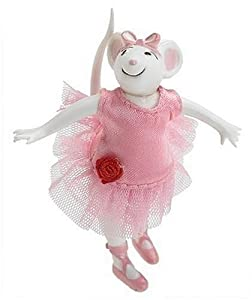 Angelina Ballerina Mini Doll: Angelina