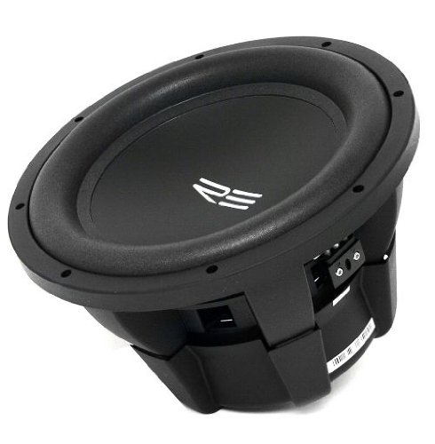 """Brand NEW Re Audio Sex12d4 12"""" 600 Watt Rms Rated (1200w Peak) Dual Voice Coil 4 Ohm Car Subwoofer with the Best Technology and Made From the Best Components"""