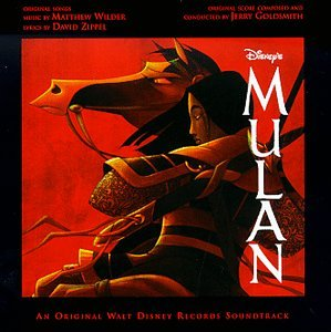 Christina Aguilera - Mulan  An Original Walt Disney Records Soundtrack - Zortam Music