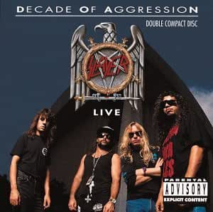 Live-Decade of Aggression [Musikkassette]