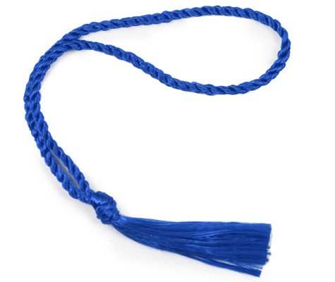 Learn More About 100 Floss Bookmark Tassels (Royal Blue)