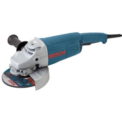 Factory-Reconditioned Bosch 1772-6-RT 7 in. 6,500 RPM Large Angle Grinder