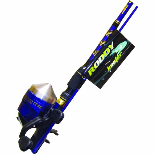Master fishing tackle roddy hunter spincast combo 5 feet for Roddy hunter fishing rod