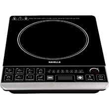 Havells Insta Cook ST 2100-Watt Induction Cooktop (Black)