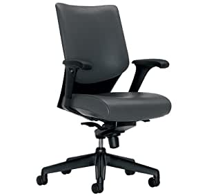 Keilhauer TOM 9661 Ergonomic Office Task Chair Urethane Arms