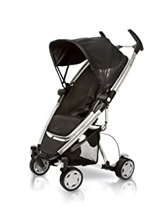 Quinny Zapp Xtra, Rocking Black (Discontinued by Manufacturer)