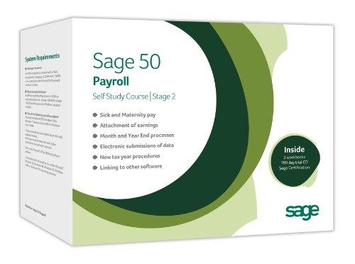 Sage 50 Payroll Workbooks 2011 Stage 2 (PC)